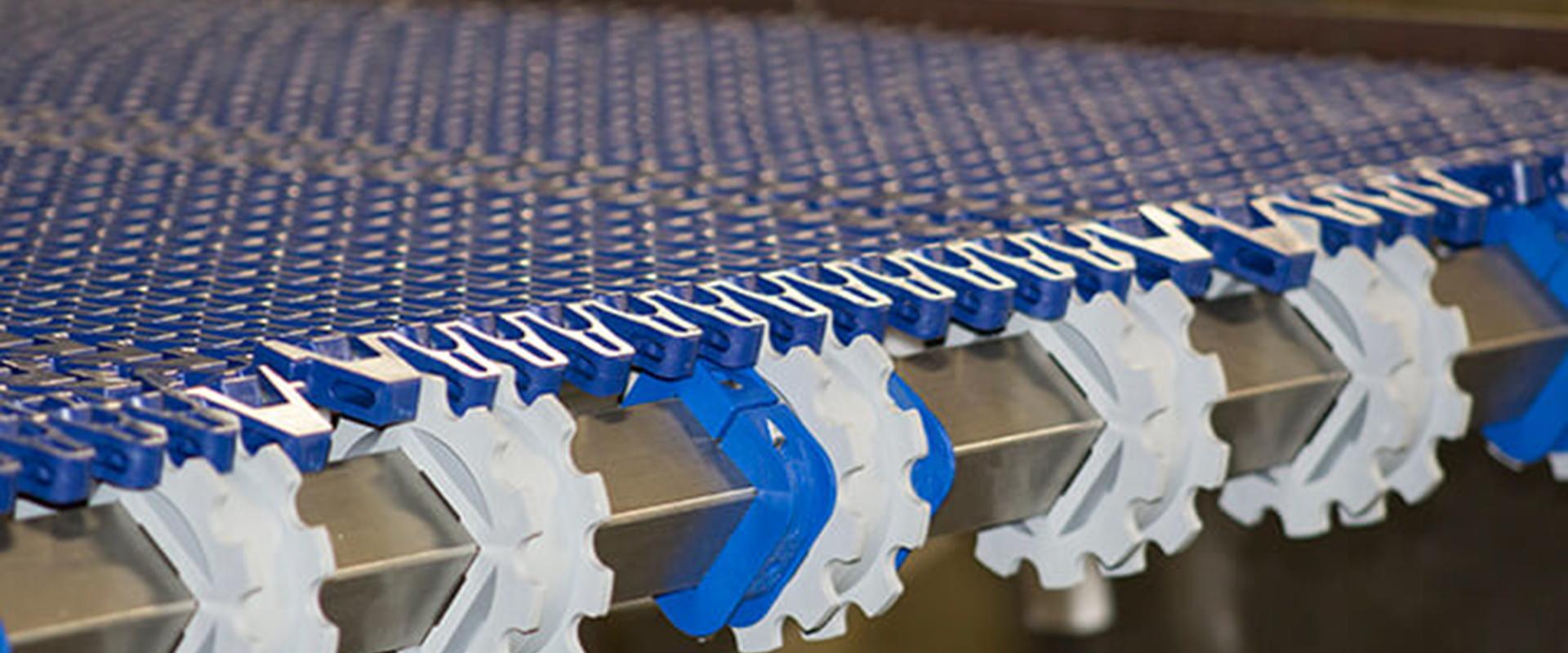 Модулни и пластинчати ленти - Uni Chain