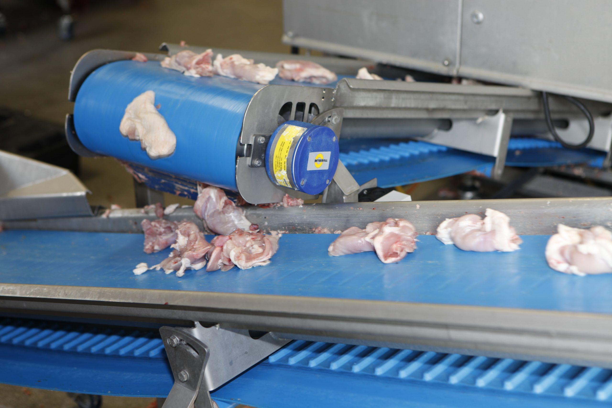 Фирма Технокон предлага транспортни ремъци, зъбни шайби, вериги и верижни колела