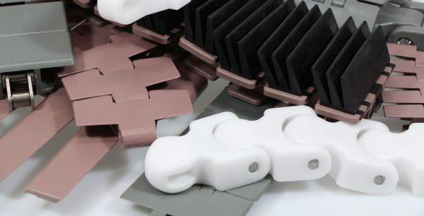 Пластинчати транспортни ленти - Uni Chains